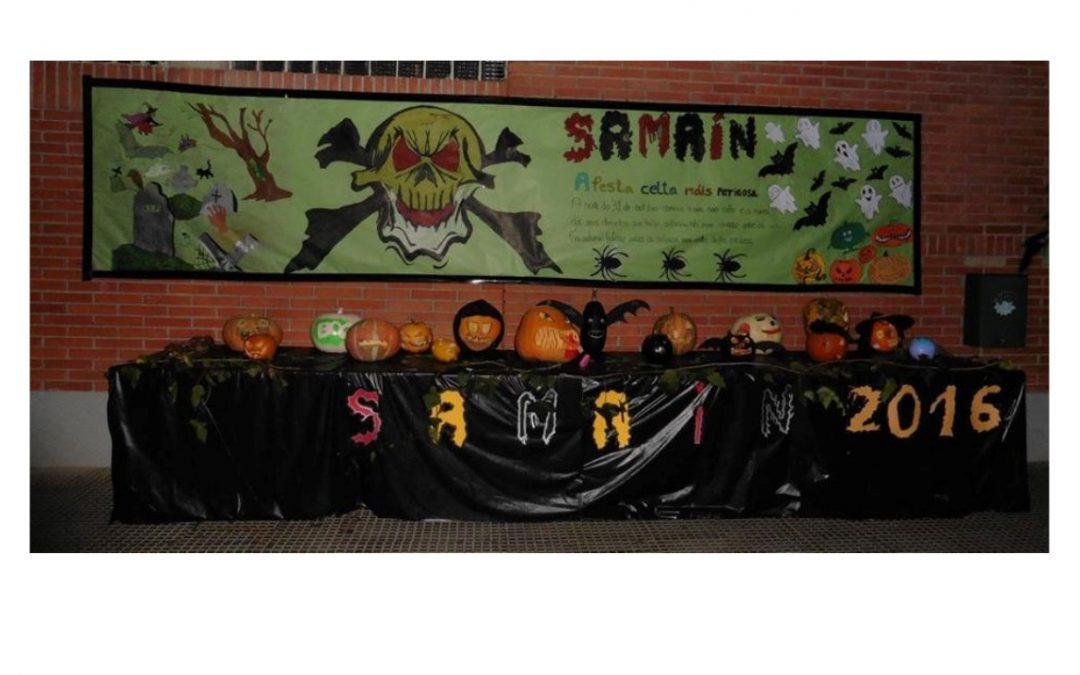 2016 O Samain – Os Pingoleiros – Monforte