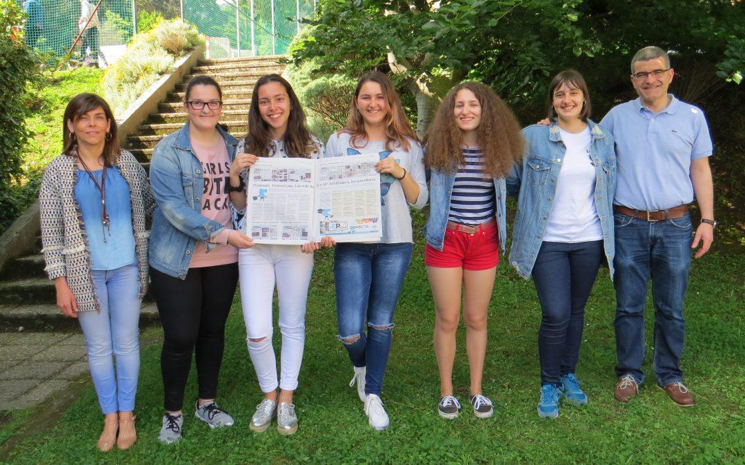 15-06-17 – MERECEU A PENA!: O DURO TRABALLO TIVO RECOMPENSA – Damaris Popovici- Grupo Maruxía (Burela)
