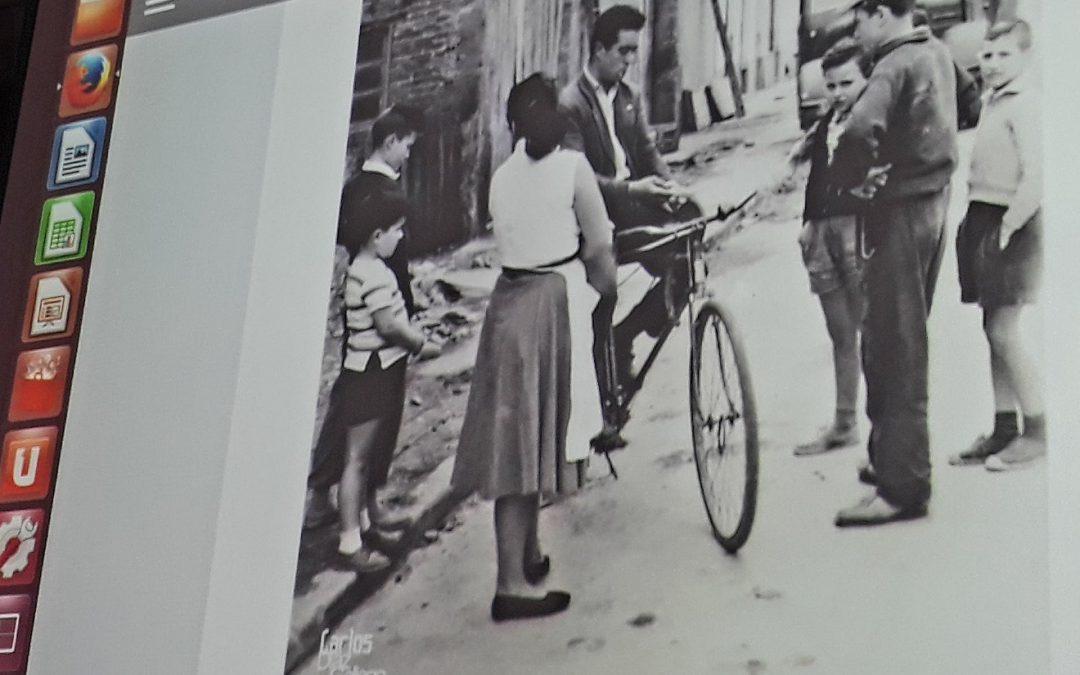 Unha viaxe á Quiroga de metade do século XX por Carlos J. González Gómez (4º ESO)